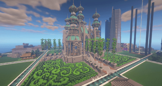 minecraft spawn servidor creativo java edition no premium